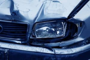Brick, NJ – Delivery Driver Injured in Car Crash on Manor Drive